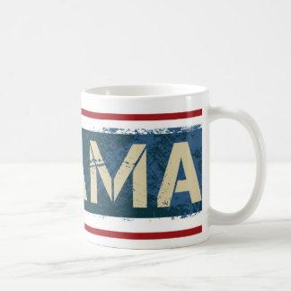 Barack Obama Vintage Style Mug