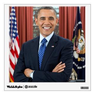 Barack Obama Wall Stickers