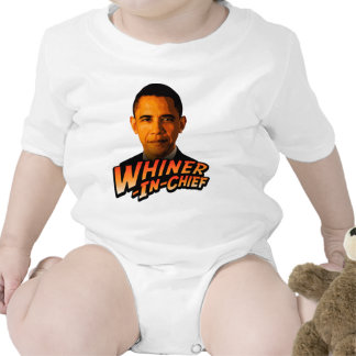 Barack Obama Whiner-In-Chief Shirt