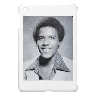 Barack Obama Yearbook Photo iPad Mini Case