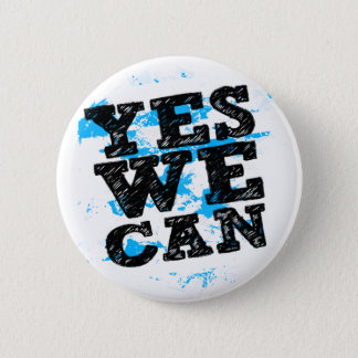Barack Obama Yes We CAN Buttons