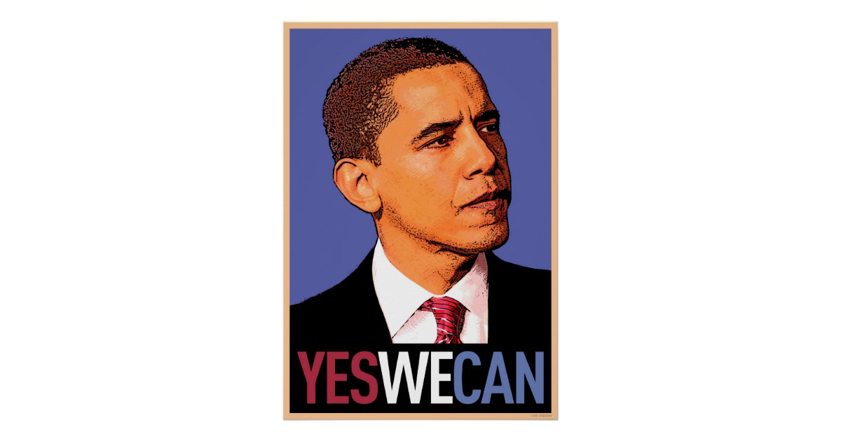 yes we can by barack obama essay