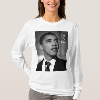 "Barack_Obama ""Yes We Can"" T-Shirt"