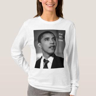 "Barack_Obama ""Yes We Can"" T-Shirt"