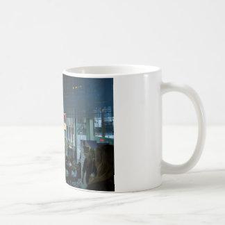 Barack Obama's inauguration, as seen in Australia. Coffee Mug