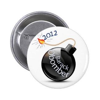 Barack Obomber 2 Inch Round Button