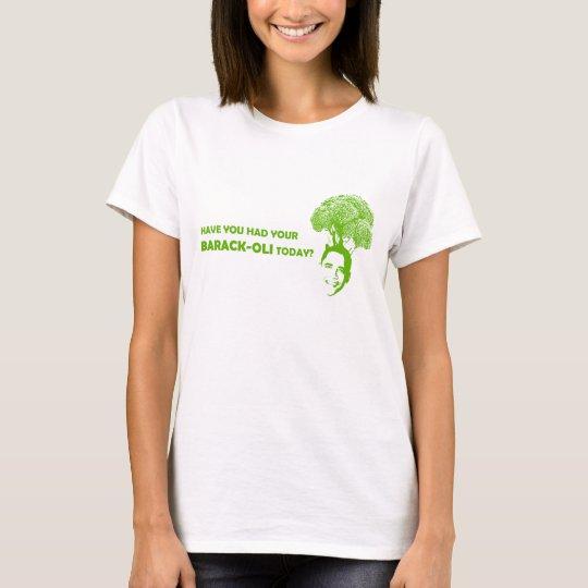 BARACK-OLI Green T-Shirt