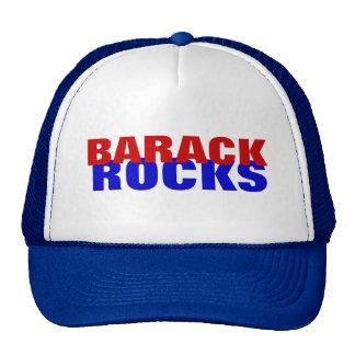 """""""BARACK OSCILA"""" la gorra de béisbol"""