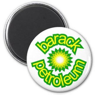 Barack Petrolium BP Fridge Magnets