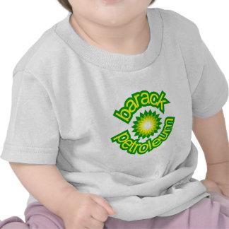 Barack Petrolium BP Shirts