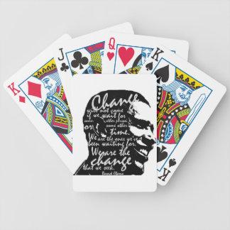 BARACK PLAYING CARDS