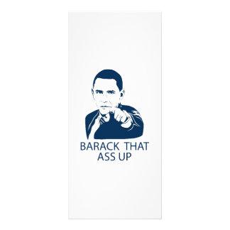 Barack Custom Rack Cards
