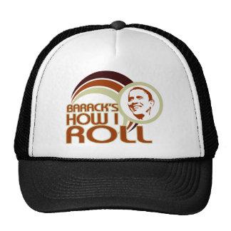 barack s how i roll hat