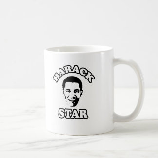 BARACK STAR COFFEE MUG