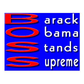 Barack Tarjetas Postales