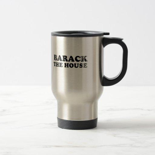 Barack the House Vintage.png Mug