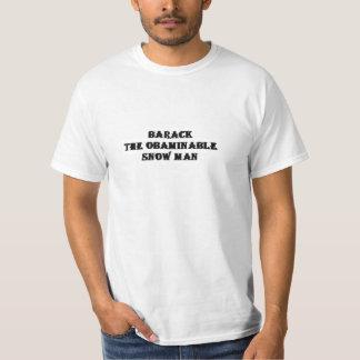 BARACK THE OBAMINABLE SNOWMAN T-Shirt