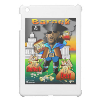 Barack The Pirate Cover For The iPad Mini