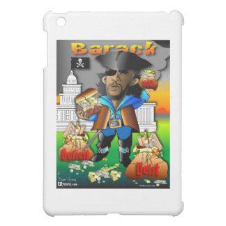 Barack The Pirate iPad Mini Covers