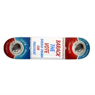 Barack The Vote Skateboard Deck