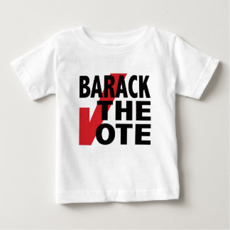 Barack the Vote T Shirts