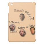 Barack tiene que ir elige el brn rizado de Larry o