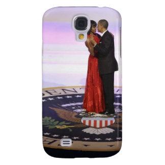 Barack y Michelle Obama Carcasa Para Galaxy S4