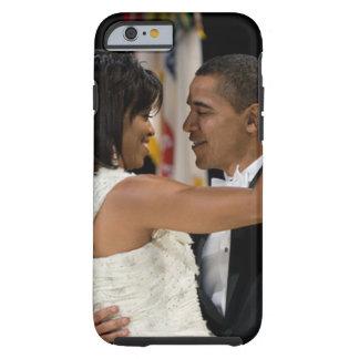 Barack y Michelle Obama Funda De iPhone 6 Tough