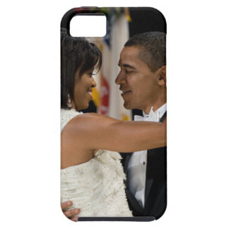 Barack y Michelle Obama iPhone 5 Carcasa
