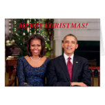 Barack y tarjeta de Michelle 2013WA-Greeting