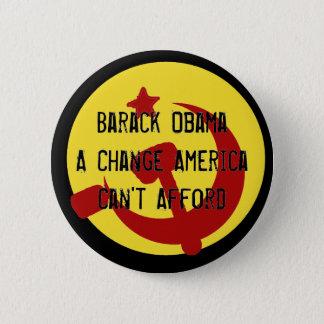 BarackObamaschange, Barack ObamaA Change Americ... Pinback Button