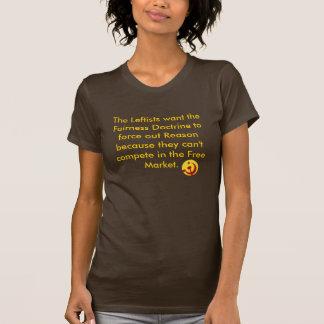 BarackObamaschange, The Leftists want the Fairn... T Shirt