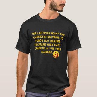 BarackObamaschange, The Leftists want the Fairn... T-Shirt