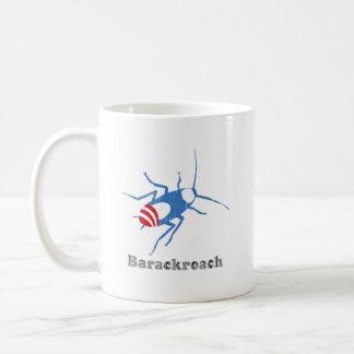 BARACKROACH Faded png Tazas De Café