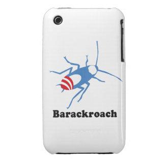 BARACKROACH iPhone 3 Case-Mate CARCASA