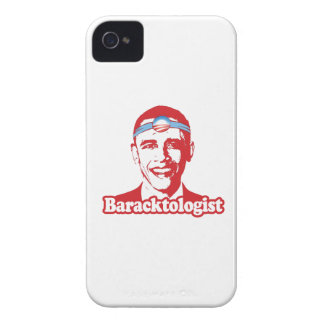 BARACKTOLOGIST -.png Case-Mate iPhone 4 Cases