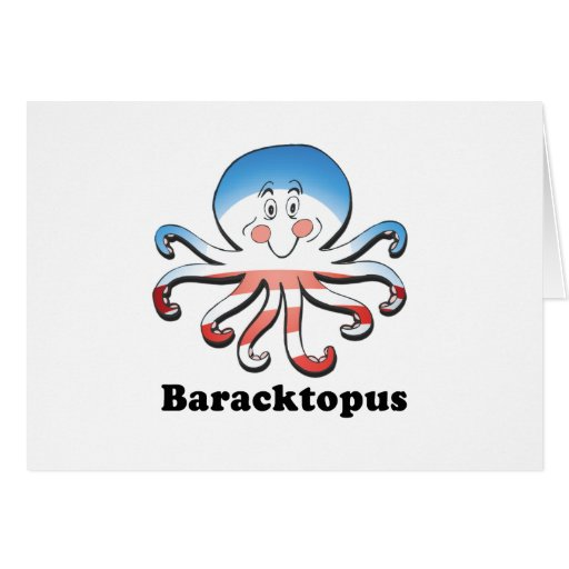 BARACKTOPUS TARJETÓN