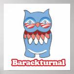 BARACKTURNAL - .png Posters