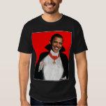 BARACKULA Happy Halloween Barack Obama T-Shirt