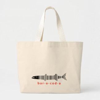 Baracoda, Barracuda Large Tote Bag