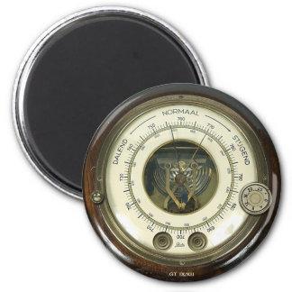 Baraethiometer Magnet de profesor Temple s Iman Para Frigorífico