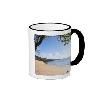 Barafundle Bay Pembroke Pembrokeshire Coast Coffee Mug