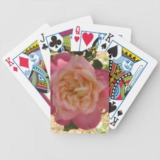 Baraja color de rosa