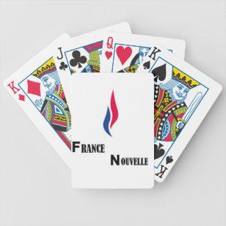 Baraja de póquer Front National