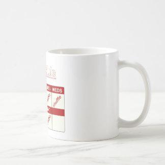 Barajadura diaria taza