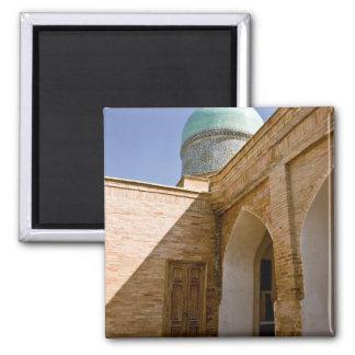 Barak Khan Madrasah 2 Inch Square Magnet