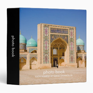 Barak Khan Madrasah Photo Book Binder