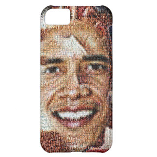 Barak Obama - America from our windows iPhone 5C Cover