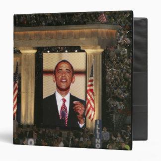 """Barak Obama habla en el ayer por la noche del Carpeta 1 1/2"""""""