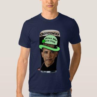 Barak Obama - St. Patrick's Day Shirt